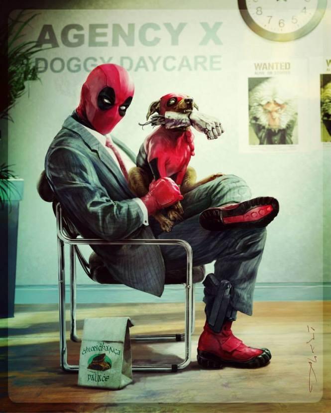 Deadpool Marvel War of Heroes